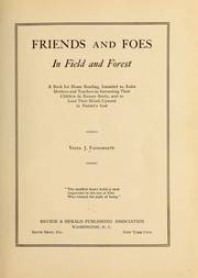 Cover of: Friends and foes in field and forest