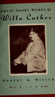 Cover of: Great Short Works of Willa Cather