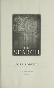Cover of: The search |