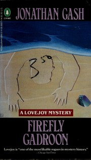 Cover of: Firefly gadroon: a Lovejoy narrative