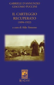 Cover of: Il Carteggio Recuperato by