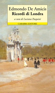 Cover of: Ricordi Di Londra by