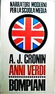 Cover of: The green years by A. J. Cronin