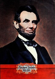 Cover of: Abraham Lincoln, 1809-1959