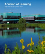 Cover of: A Vision of Learning: Edge Hill University 1885-2010