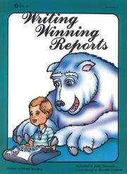 Cover of: Writing Winning Reports |
