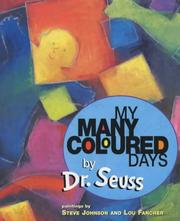 Cover of: My Many Coloured Days