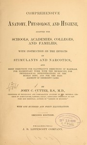 Cover of: Comprehensive anatomy