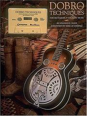 Cover of: Dobro Techniques