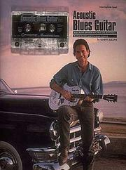 Cover of: Acoustic Blues Guitar/157