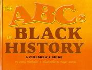 Cover of: The ABC's of Black history