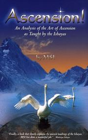 Cover of: Ascension