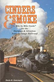 Cover of: Cinders & smoke