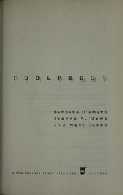 Cover of: Foolproof