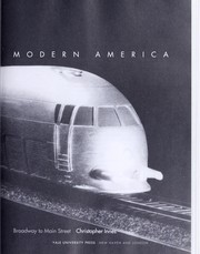 Cover of: Designing modern America by C. D. Innes