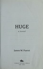 Cover of: Huge: a novel