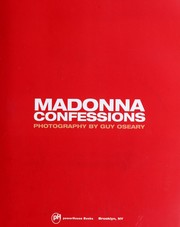 Cover of: Madonna confessions | Guy Oseary