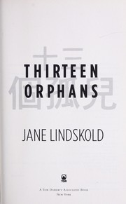 Cover of: Thirteen orphans