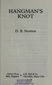 Cover of: Hangman's Knot