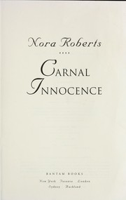 Cover of: Carnal Innocence |