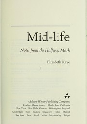 Cover of: Mid-Life | Elizabeth Kaye