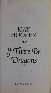 Cover of: If there be dragons