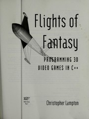 Cover of: Flights of fantasy | Christopher Lampton