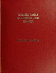 Cover of: Scoggins family by Margaret B. Scoggins