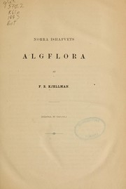 Cover of: Norra ishafvets algflora