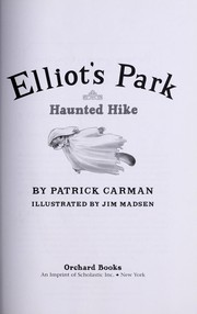 Cover of: Haunted hike