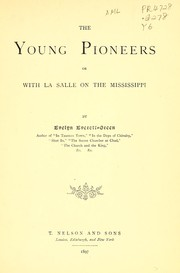 Cover of: The young pioneers