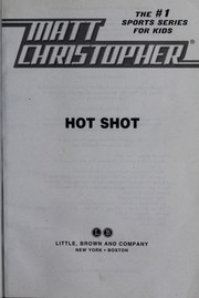 Cover of: Hot shot