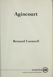 Cover of: Agincourt: A Novel