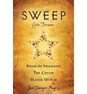 Cover of: Sweep 01 Book of Shadows The Coven Blood Witch