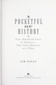 Cover of: Pocketful of History | Jim Noles