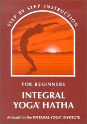 Cover of: Integral Yoga Hatha for Beginners (Integral Yoga Hatha) | Sri Swami Satchidananda