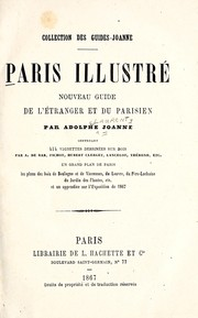 Cover of: Paris illustré by Joanne, Adolphe Laurent