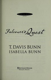 Cover of: Falconer's quest
