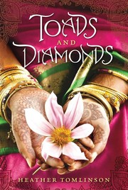 Cover of: Toads and diamonds by Heather Tomlinson