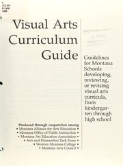 Cover of: Visual arts curriculum guide | Nancy Keenan
