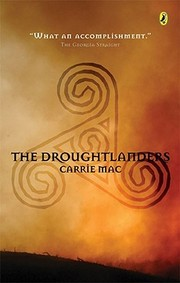 Cover of: The droughtlanders | Carrie Mac