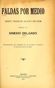 Cover of: Faldas por medio