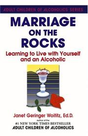 Cover of: Marriage On The Rocks | Janet Woititz