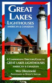 Cover of: Great Lakes lighthouses, American & Canadian