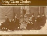 Cover of: Bring warm clothes |