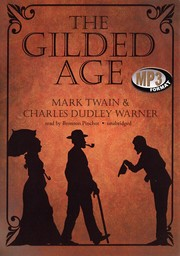 Cover of: The Gilded Age [mp3 CD-ROM]