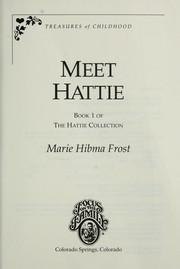 Meet Hattie