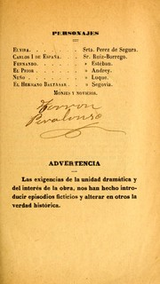 Cover of: Monje y emperador
