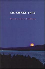 Cover of: Lie awake lake