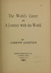 Cover of: The world